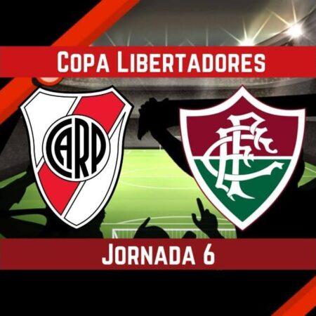 River Plate vs Fluminense | Pronósticos para apostar en Copa Libertadores