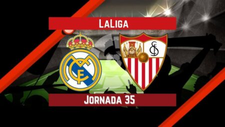 Real Madrid vs Sevilla | Pronósticos para apostar en LaLiga