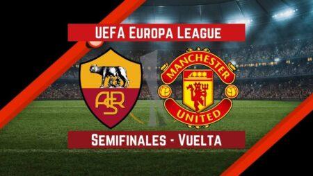 Roma vs Manchester United | Pronósticos para apostar en Europa League