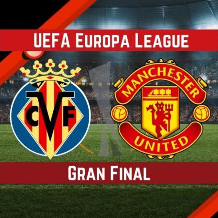 Villarreal vs Manchester United | Pronósticos para apostar en Europa League