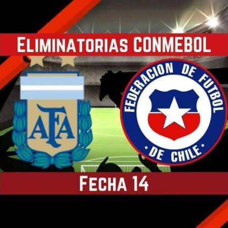 Argentina vs Chile   Pronósticos para apostar en la Copa América