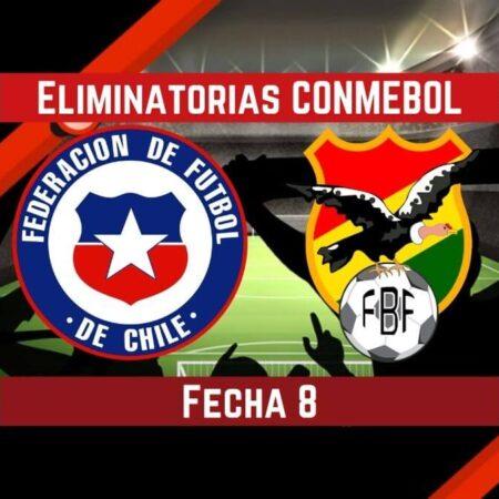 Chile vs. Bolivia   Pronósticos para apostar en Eliminatorias CONMEBOL Qatar 2022