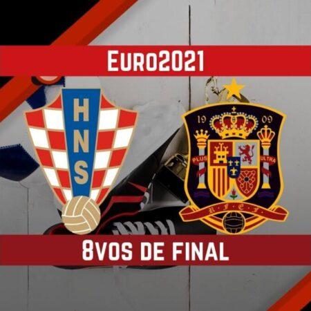 Croacia vs España (28 Jun) | Pronósticos Para Apostar en Octavos de Final