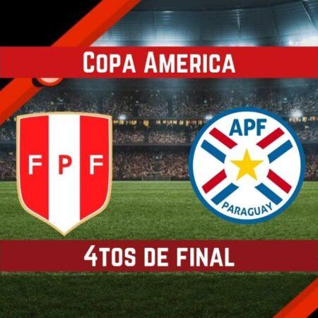 Perú vs Paraguay (02 Jul ) | Pronósticos para apostar en la Copa América