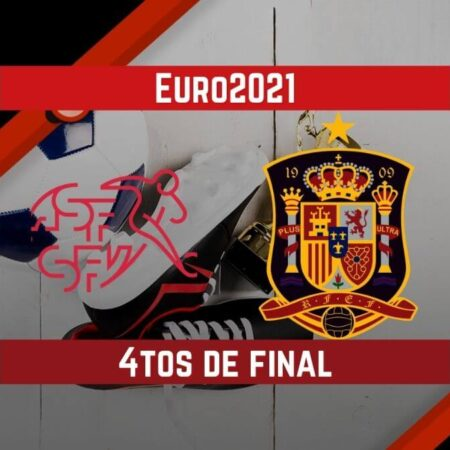 Suiza vs España (02 Jul) | Pronósticos Para Apostar en la Eurocopa