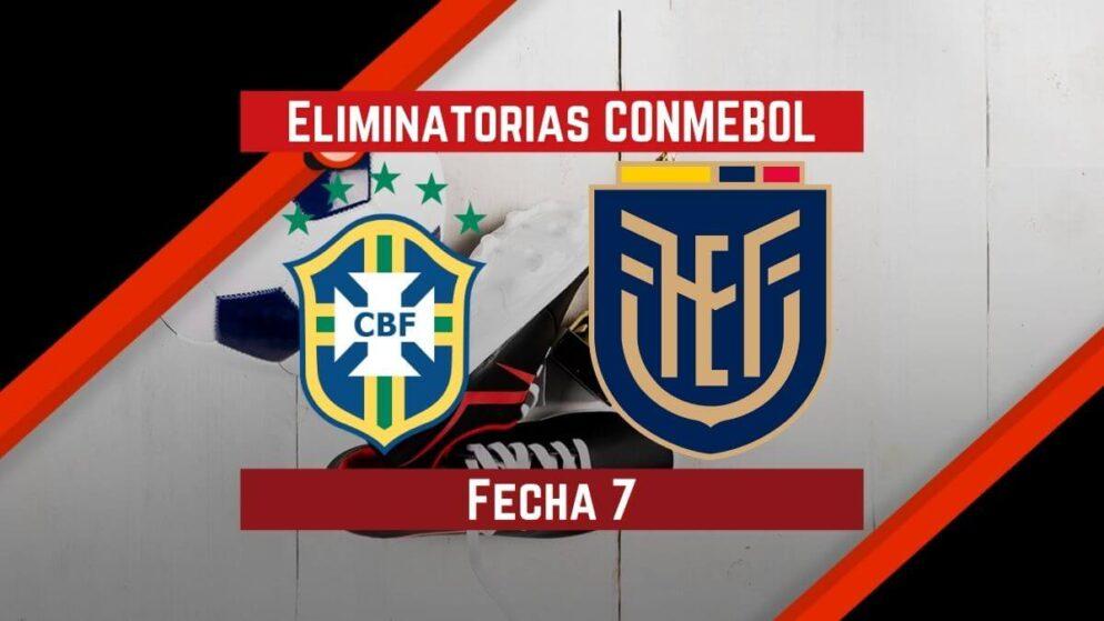 Brasil vs Ecuador   Pronósticos para apostar en Eliminatorias CONMEBOL Qatar 2022