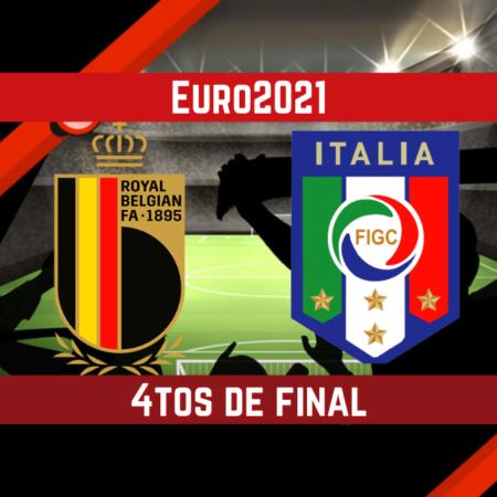 Bélgica vs Italia (02 Jul) | Pronósticos Para Apostar en la Eurocopa