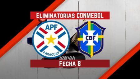 Paraguay Vs Brasil | Pronósticos para apostar en Eliminatorias CONMEBOL Qatar 2022