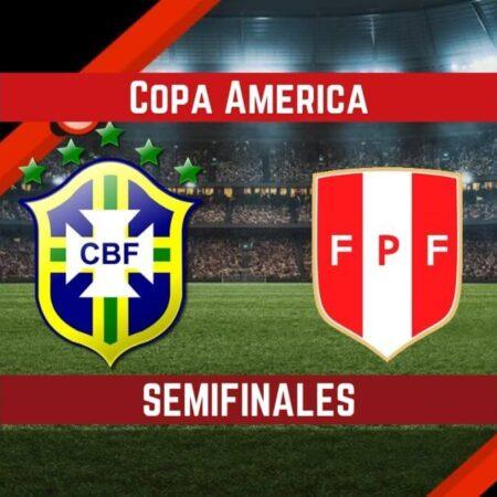 Brasil vs Perú (05 Jul) | Pronósticos para apostar en la Semi-Final de la Copa América