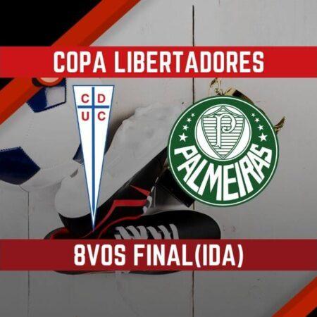 U. Católica vs Palmeiras (14 Jul) | Pronósticos Para Apostar en los 8vos de Final (IDA) de la Copa Libertadores