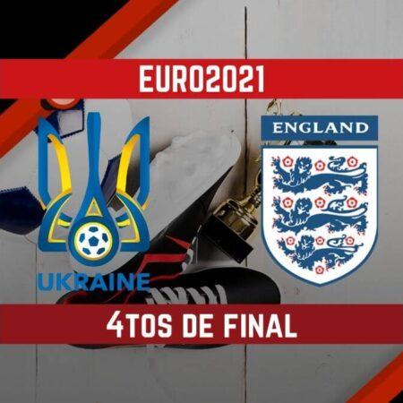 Ucrania vs Inglaterra (02 Jul) | Pronósticos Para Apostar en la Eurocopa