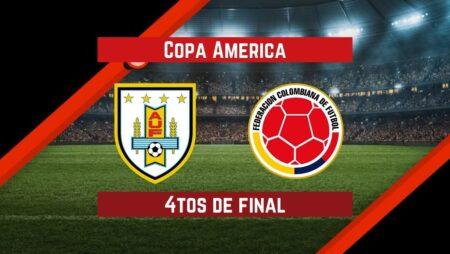Uruguay vs Colombia (03 Jul ) | Pronósticos para apostar en la Copa América