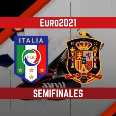 Italia vs España (06 Jul) | Pronósticos Para Apostar en las Semifinales de la Eurocopa