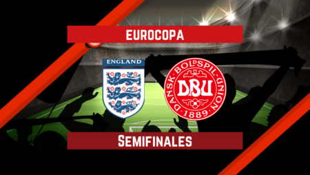 Inglaterra vs Dinamarca (07 Jul)   Pronósticos Para Apostar en las Semifinales de la Eurocopa