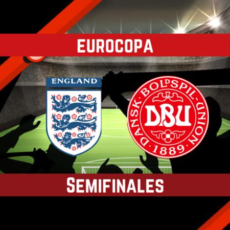 Inglaterra vs Dinamarca (07 Jul) | Pronósticos Para Apostar en las Semifinales de la Eurocopa