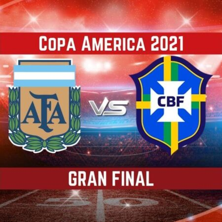 Argentina vs Brasil (10 Jul) | Pronósticos Para Apostar en la final de la Copa América