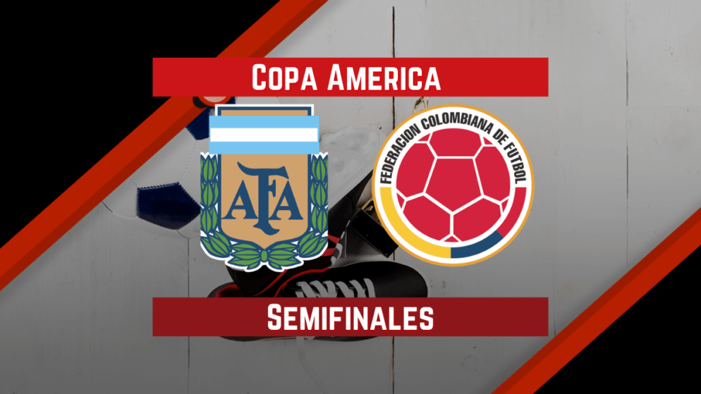 Argentina vs Colombia (06 Jul)   Pronósticos Para Apostar en las Semifinales de la Copa América