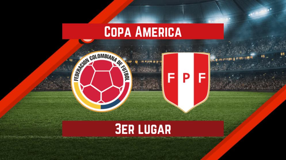 Colombia vs Perú (09 Jul) | Pronósticos Para Apostar en eliminatorias de la Copa América