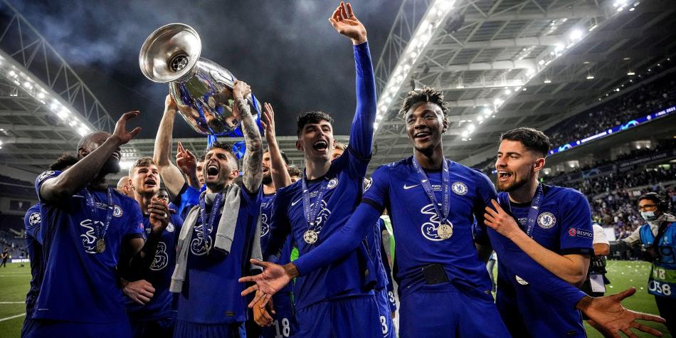 Chelsea FC Campeón Champions