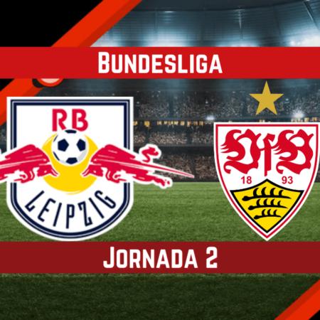 Pronósticos Para Bundesliga   Apostar en el partido Leipzig vs. Stuttgart  (20 ago.)