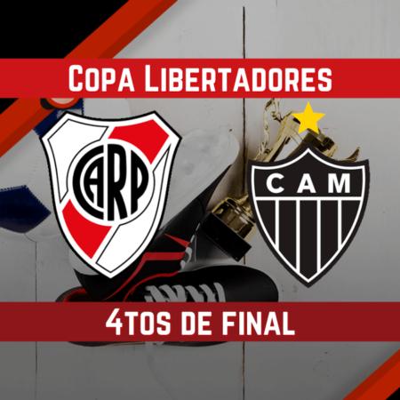 Pronósticos Para Apostar En Copa Libertadores | River Plate vs. Atlético Mineiro (11 Ago.)