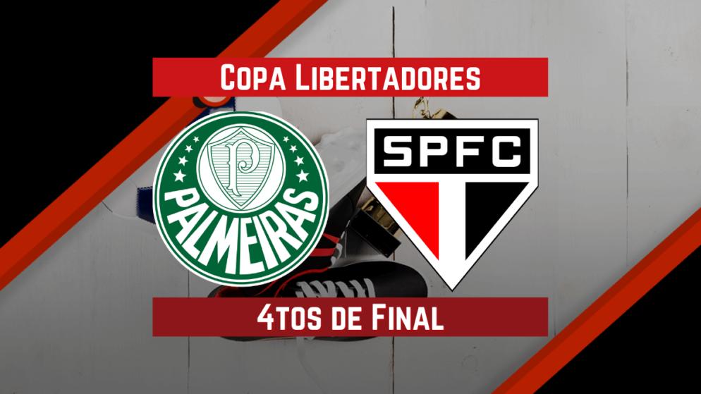 Pronósticos Copa Libertadores | Apostar en el partido Palmeiras vs Sao Paulo (17 ago.)