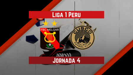 Apostar en Liga1 con Betsson y Betsafe | Melgar Vs. Cuzco (04 de agosto)