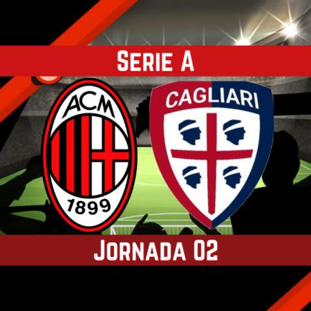 Pronósticos para la Serie A | Apostar en el partido Milan vs Cagliari (29 Ago.)