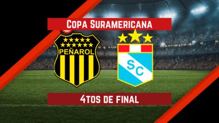 Peñarol vs Sporting Cristal   Pronósticos para apostar en los 4tos de Final de la Copa Sudamericana (18 Ago.)
