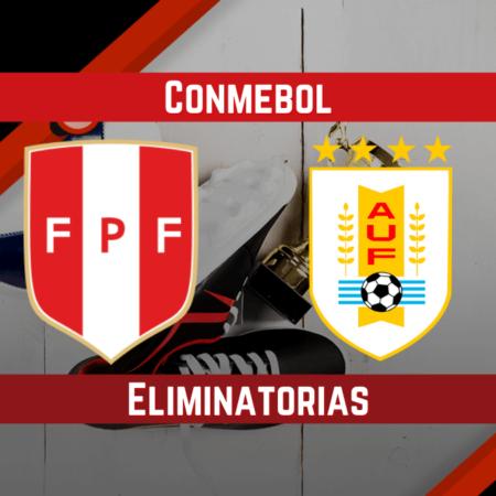 Pronósticos en las eliminatorias Mundial Sudamérica   Apostar en el partido Perú vs. Uruguay  (02 Sep.)