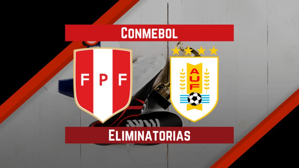 Pronósticos en las eliminatorias Mundial Sudamérica | Apostar en el partido Perú vs. Uruguay  (02 Sep.)