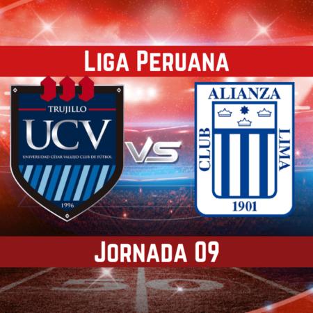 Pronósticos en la Liga 1 Betsson  Apostar en el partido Cesar Vallejo vs. Alianza Lima  (29 Ago.)