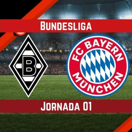 Pronósticos Bundesliga   Apostar en el partido B. M'gladbach vs. Bayern Múnich (13 Ago.)