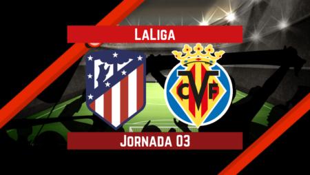 Pronósticos en LaLiga | Apostar en el partido Atlético de Madrid vs. Villarreal  (29 Ago.)