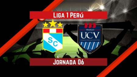 Pronósticos con DAM   Apostar en el partido Sporting Cristal vs Cesar Vallejo  (14 Ago.)