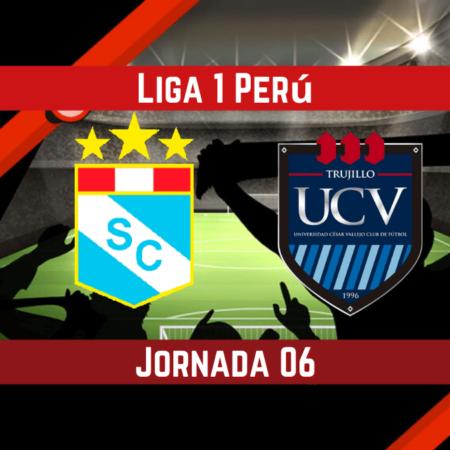 Pronósticos con DAM | Apostar en el partido Sporting Cristal vs Cesar Vallejo  (14 Ago.)