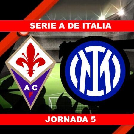 Pronósticos para Serie A de Italia | Apostar en el partido Fiorentina vs Inter de Milán (21 Sept.)