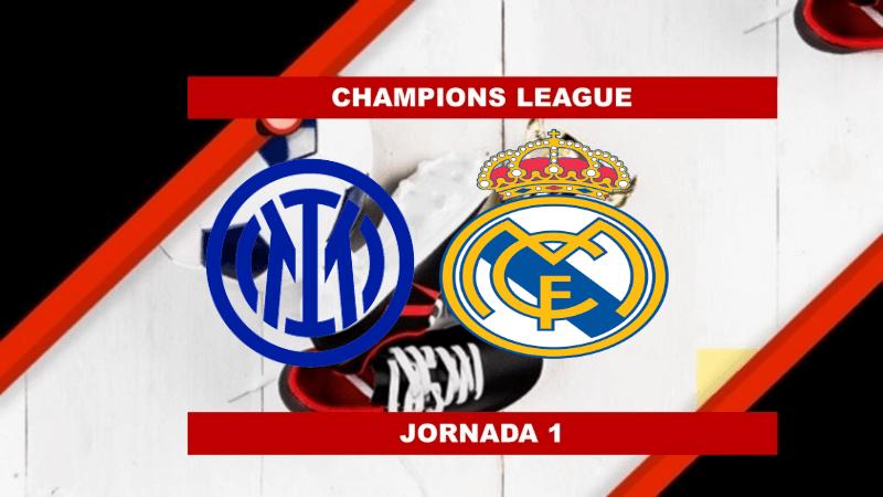 Pronósticos para Champions League   Apostar en el partido Inter de Milán vs Real Madrid (15 Sept.)