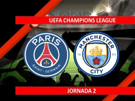 Pronósticos para Champions League | Apostar en el partido PSG vs. Manchester City (28 Sept.)