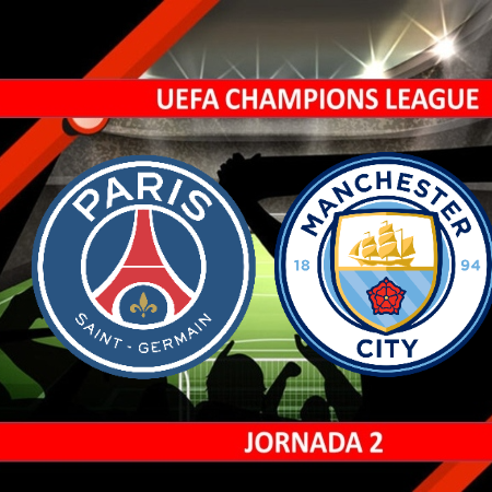 Pronósticos para Champions League   Apostar en el partido PSG vs. Manchester City (28 Sept.)