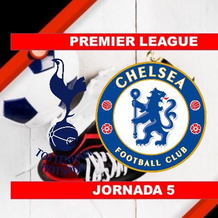 Pronósticos para Premier League   Apostar en el partido Tottenham vs Chelsea (19 Sept.)