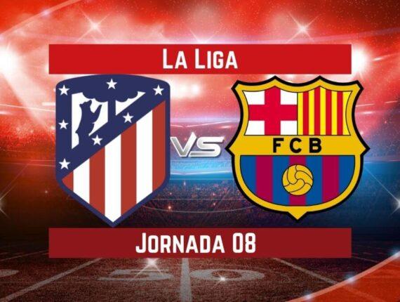 Pronósticos para La Liga | Apostar en el partido Atlético de Madrid vs Barcelona (02 Oct.)