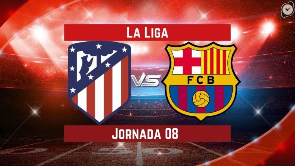 Pronósticos para La Liga   Apostar en el partido Atlético de Madrid vs Barcelona (02 Oct.)