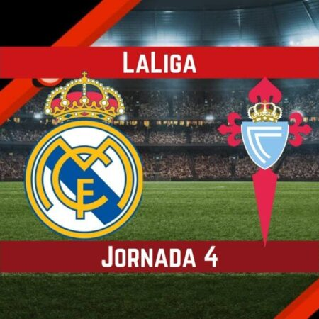 Pronósticos para La Liga   Apostar en el partido Real Madrid vs. Celta de Vigo (12 Sept.)