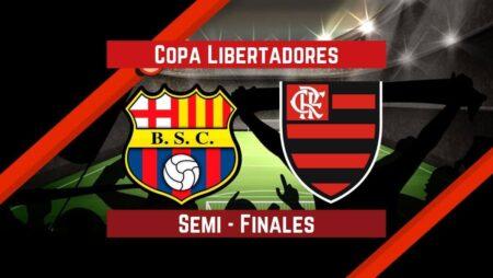 Pronósticos para La Copa Libertadores | Apostar en el partido Barcelona SC vs. Flamengo RJ  (29 Sept.)