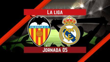 Pronósticos para La Liga | Apostar en el partido Valencia vs. Real Madrid (19 Sept.)