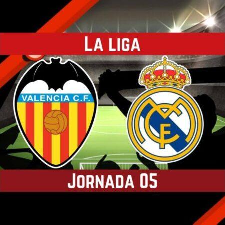 Pronósticos para La Liga   Apostar en el partido Valencia vs. Real Madrid (19 Sept.)