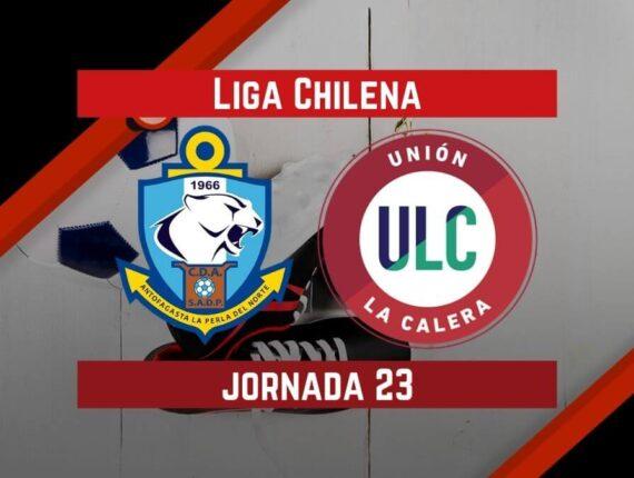 Pronósticos para Antofagasta vs. Unión La Calera | Apostar en futbol chileno (29 Sep.)