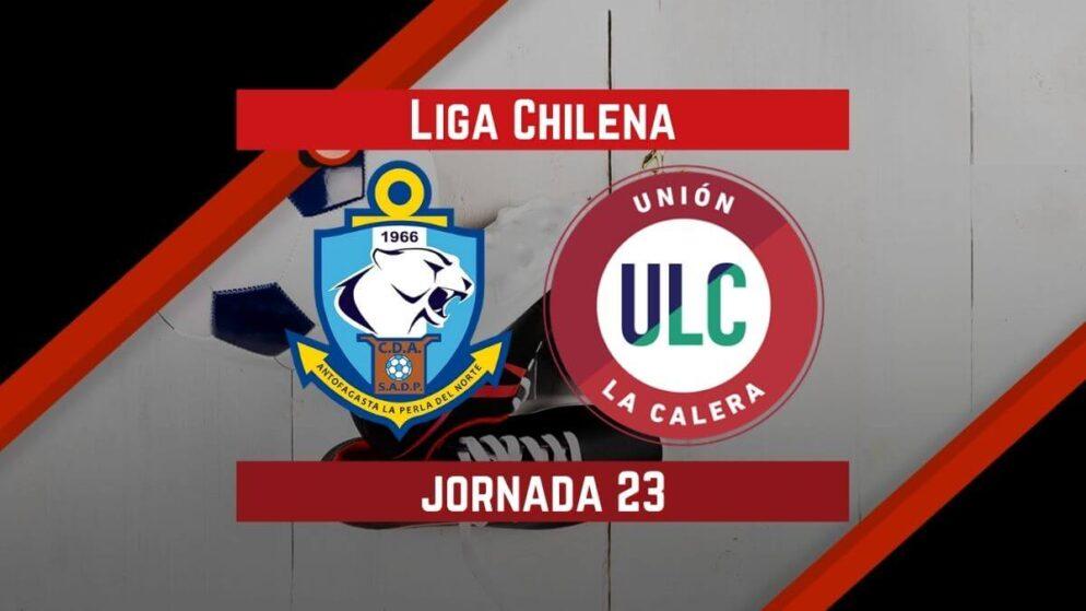 Pronósticos para Antofagasta vs. Unión La Calera   Apostar en futbol chileno (29 Sep.)
