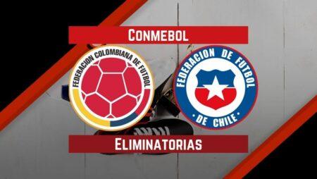 Pronósticos para Eliminatorias CONMEBOL | Apostar en el partido Colombia vs. Chile  (09 Sep.)